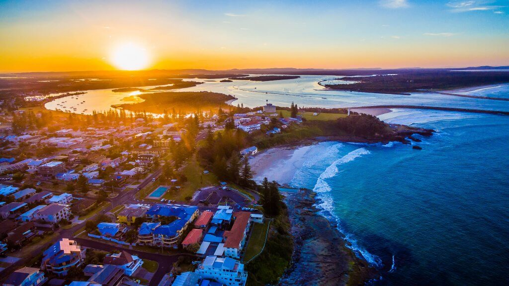accommodation yamba nsw
